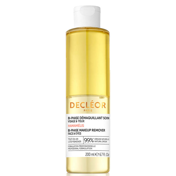 Decléor Bi-Phase Caring Cleanser & Make Up Remover Face & Eyes 200ml - Grace Beauty