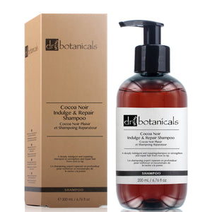 Dr Botanicals Cocoa Noir Indulge and Repair Conditioner 200ml Vegan - Grace Beauty