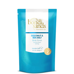 Bondi Sands Coconut and Sea Salt Body Scrub 250g