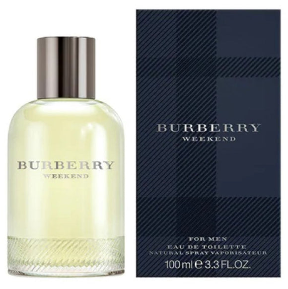 Burberry Weekend Men 100ml EDT Spray (New Pack) - Grace Beauty