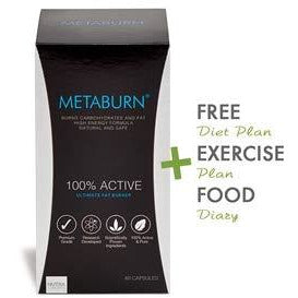METABURN® Ultimate Fat Burner, Made in The UK - Grace Beauty