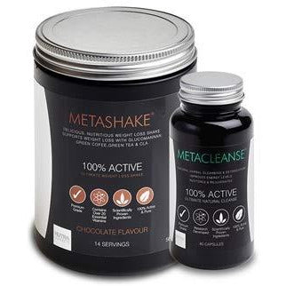 Metacleanse Detox & Metashake Weight Loss Shake - Grace Beauty