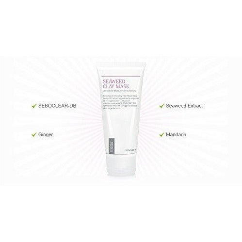 Perfectace Seaweed Clay Mask 100ml - Grace Beauty