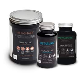 Metaburn Metashake & Metacleanse Set - Grace Beauty