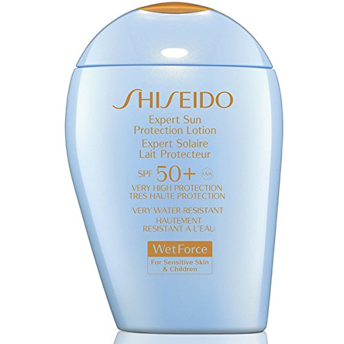 Shiseido Expert Sun Protection Lotion for Sensitive Skin and Children SPF50+ 100ml - Grace Beauty