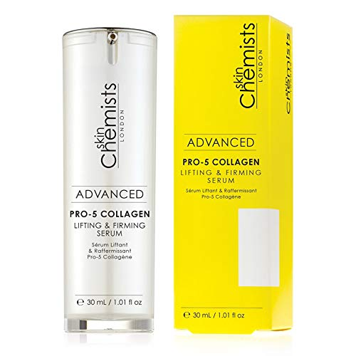 skinChemists London Advanced Pro-5 Collagen Lifting & Firming Serum 30ml - Grace Beauty