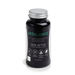 Metacleanse Detox Supplement 80 Capsules - Grace Beauty