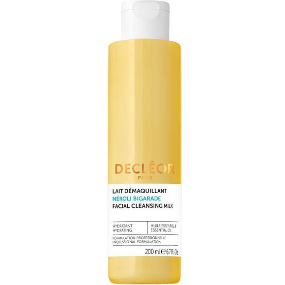 Decléor Neroli Bigarade Facial Cleansing Milk 200ml - Grace Beauty