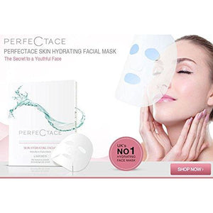 PERFECTACE Skin Hydrating Facial Mask 5 Masks - Grace Beauty