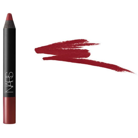 NARS Cosmetics Powerfall Collection Velvet Matte Lip Pencil - Consuming Red - Grace Beauty