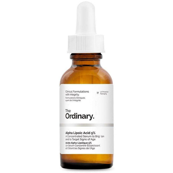 The Ordinary 5% Alpha Lipoic Acid 30ml - Grace Beauty