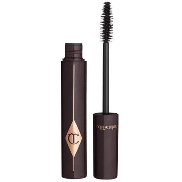 Charlotte Tilbury Full Fat Lashes Mascara, Glossy Black - Grace Beauty