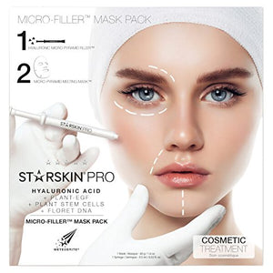 STARSKIN Pro Micro Filler Mask Pack, Anti-ageing and non-invasive treatment - Grace Beauty