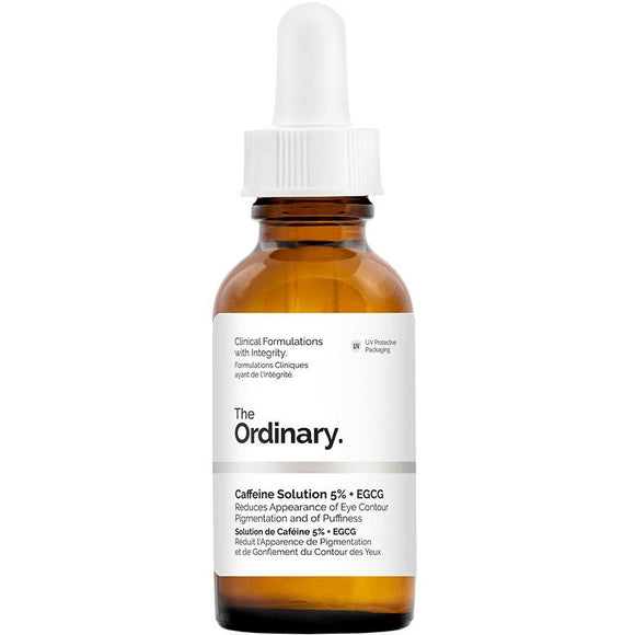 The Ordinary Caffeine Solution 5% + EGCG 30ml - Grace Beauty