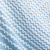 Atlanta blanket Grey Sea Swell Baby / Child Travel Blanket - Grace Beauty