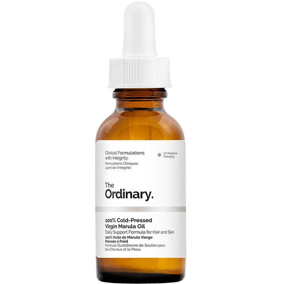 The Ordinary 100% Cold Pressed Virgin Marula Oil 30ml - Grace Beauty