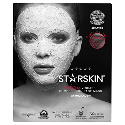 STARSKIN Lifting Lace™ Sculpting Face Mask - Grace Beauty