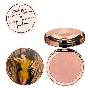 Charlotte Tilbury Norman Parkinson - Dreamy Glow Highlighter Illuminating Youth Powder - Grace Beauty