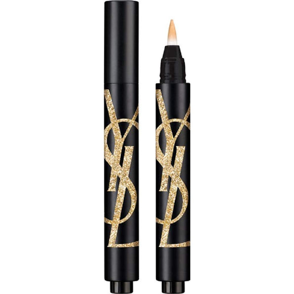Yves Saint Laurent Touche Eclat Gold Attraction Edition No 1 2.5ml, eight hours of beauty sleep in one click'' illumiting pen - Grace Beauty
