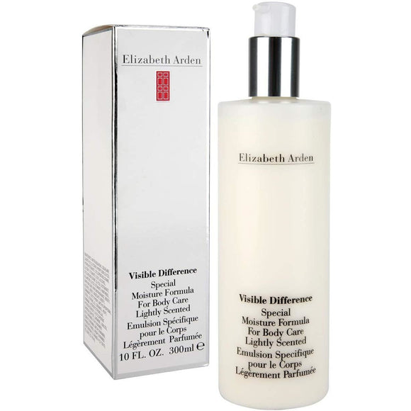Elizabeth Arden Visible Difference Moisture Formula for Body Care 300ml - Grace Beauty