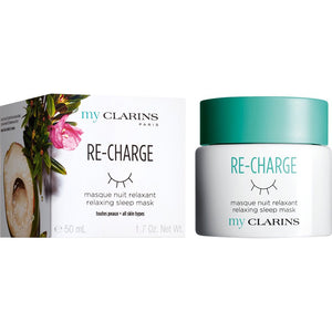 Clarins My Clarins Re-Charge Relaxing Sleep Mask 50ml - Grace Beauty