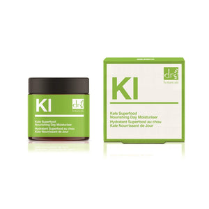 Dr Botanicals Kale Superfood Nourishing Day Moisturiser 50ml Vegan - Grace Beauty