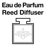 Pairfum London Luxury Reed Diffuser 'eau de parfum' Trail of White Petals 50ml +10 Reeds - Grace Beauty
