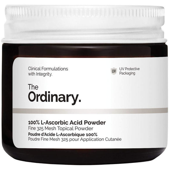 The Ordinary 100% L-Ascorbic Acid Powder 20g - Grace Beauty