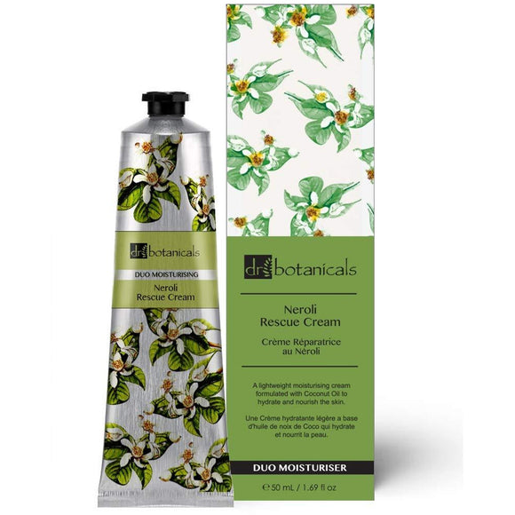 Dr Botanicals Neroli Rescue Hand Cream 50ml - Grace Beauty