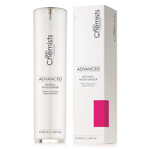 skinChemists London Advanced Retinol Moisturizer 50g - Grace Beauty