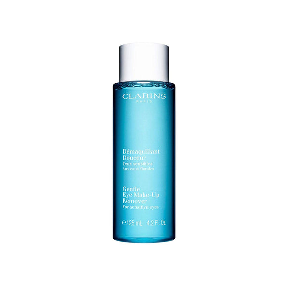 Clarins Gentle Eye Make-Up Remover for Sensitive Eyes 125ml - Grace Beauty