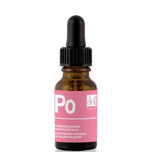 Dr Botanicals Pomegranate Superfood Brightening Eye Serum 15ml Vegan - Grace Beauty