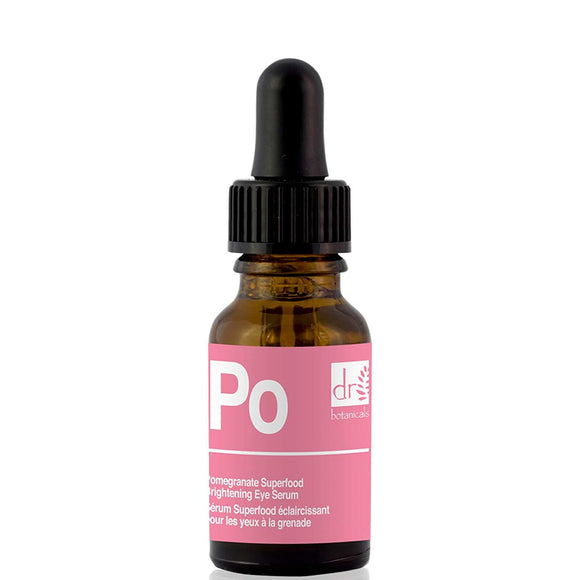 Dr Botanicals Pomegranate Superfood Brightening Eye Serum 15ml - Grace Beauty