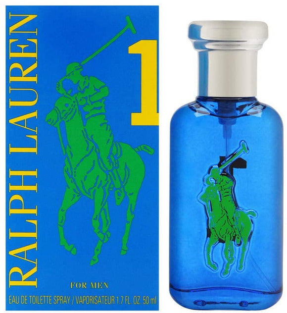 Ralph Lauren Big Pony Collection 1-Blue 50ml EDT Spray For Men