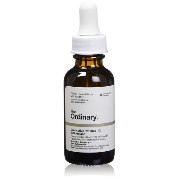 The Ordinary Granactive Retinoid 5% in Squalane 30 ml - Grace Beauty