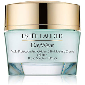 Estée Lauder DayWear Multi-Protection Anti-Oxidant 24H-Moisture Creme Oil-Free SPF25, 50 ml - Grace Beauty