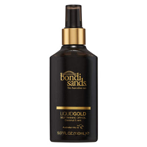 Bondi Sands Liquid Gold Self Tanning Oil 150ml - Grace Beauty
