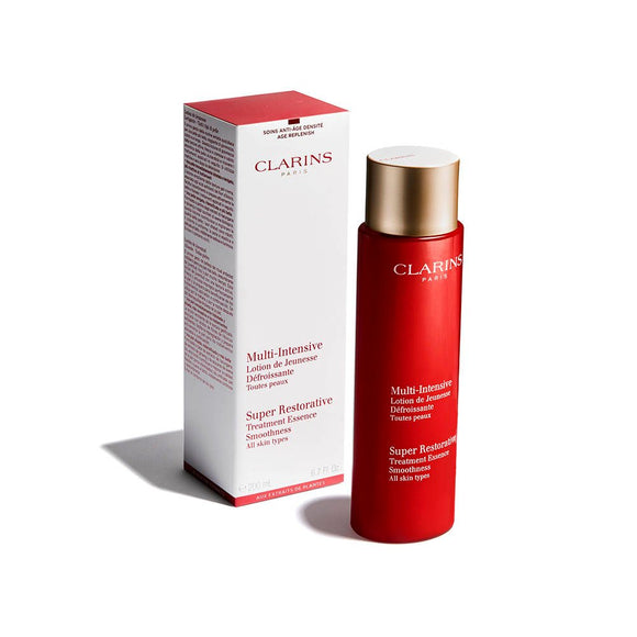 Clarins Super Restorative Treatment Essence 200ml - Grace Beauty