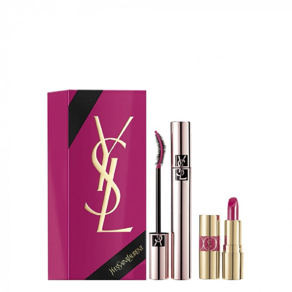 Yves Saint Laurent Luxurious Eye Make Up Set - Grace Beauty