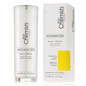 skinChemists London Advanced Snail Serum 30ml - Grace Beauty