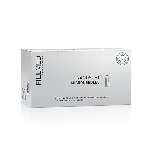 FILLMED NANOSOFT MICRONEEDLES 30 Needles per pack - Grace Beauty