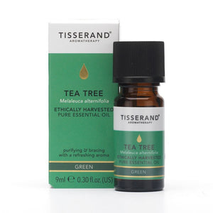 Tisserand Aromatherapy Tea Tree Ethically Harvested Pure Essential Oil
