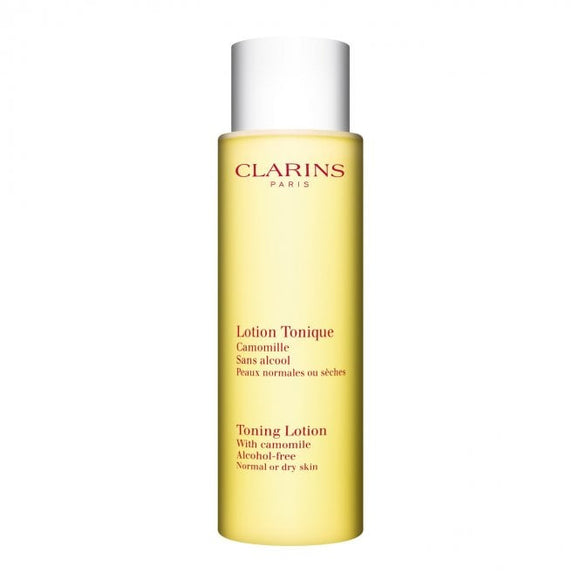 Clarins Toning Lotion With Camomile