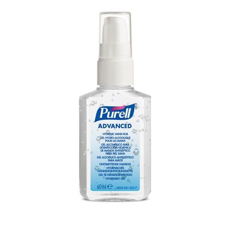 PURELL Advanced Hygienic Hand Sanitizer - 60ml - Grace Beauty