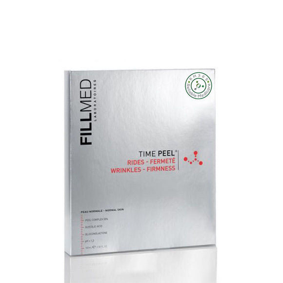 FILLMED® TIME PEEL 100ML - Grace Beauty