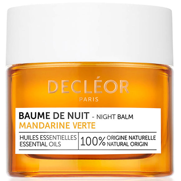 DECLÉOR Green Mandarin Glow Night Balm 15ml - Grace Beauty