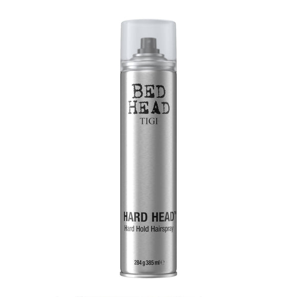 Tigi Bed Head Hard Head Hairspray for Extra Strong Hold 385ml - Grace Beauty