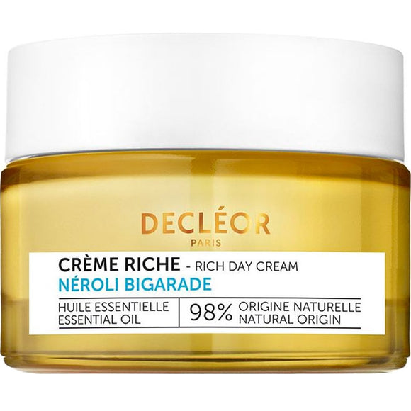 DECLÉOR Neroli Bigarade Rich Day Cream 50ml - Grace Beauty