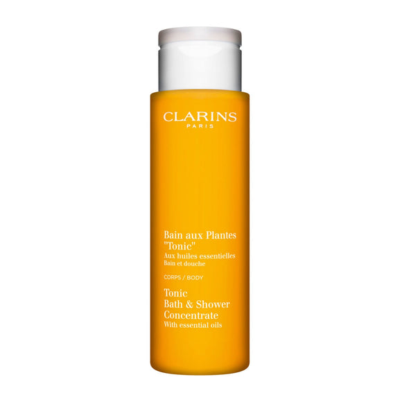Clarins Tonic Bath & Shower Concentrate 200ml - Grace Beauty