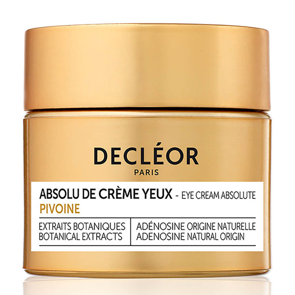 DECLÉOR Peony Absolute Eye Cream 15ml, Perfume-free - Grace Beauty